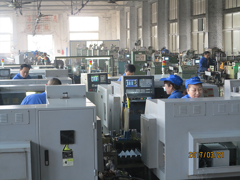 Aluminum rod spindle parameter table